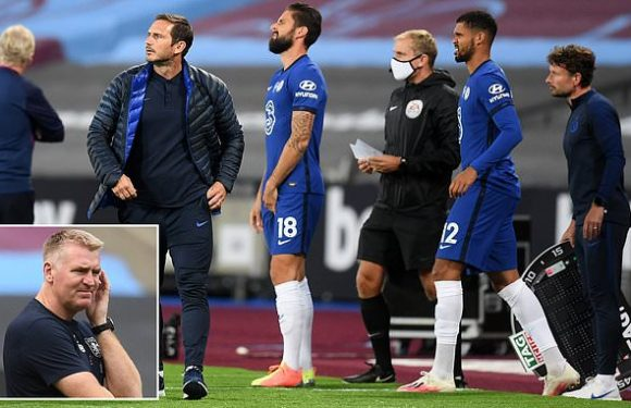 Chelsea 'leading fight to keep five substitutions rule next season'