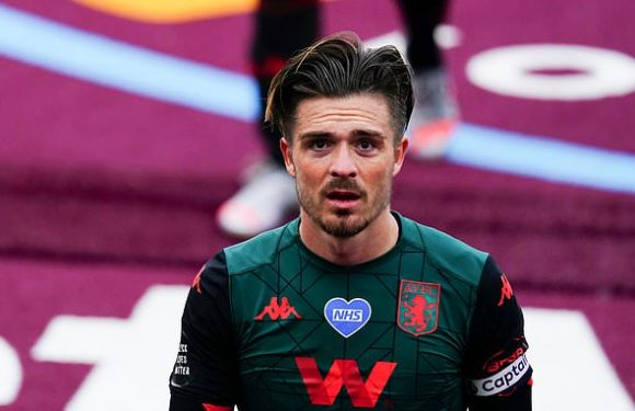 Aston Villa 'to offer captain Jack Grealish new £100,000-a-week deal'