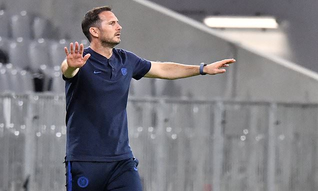 Chelsea were outclassed by Bayern but Lampard has no reason to panic