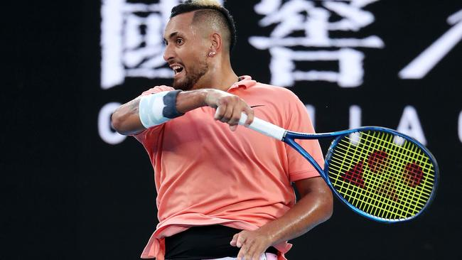 Nick Kyrgios withdraws from US Open and pleads with tennis players to stop being selfish