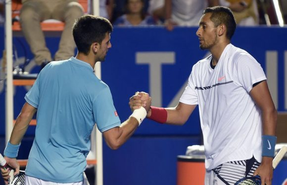 Kyrgios slams Djokovic in open letter as Aussie confirms US Open withdrawal