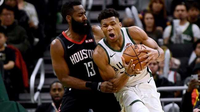 The evolution of the James Harden-Giannis Antetokounmpo feud