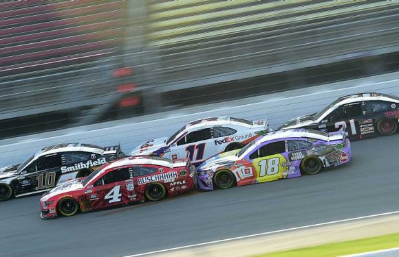 Who won the NASCAR race yesterday? Complete results from Sunday Michigan race