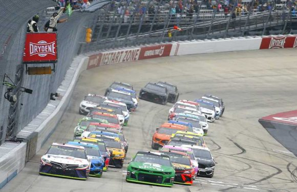Who won the NASCAR race yesterday? Complete results from Saturday Dover race