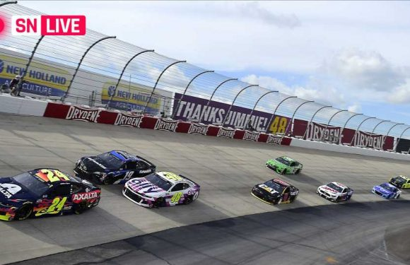NASCAR at Dover live race updates, results, highlights from Sunday's Drydene 311