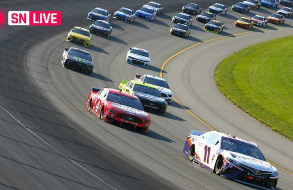 NASCAR at Michigan live race updates, results, highlights from Sunday's Consumers Energy 400