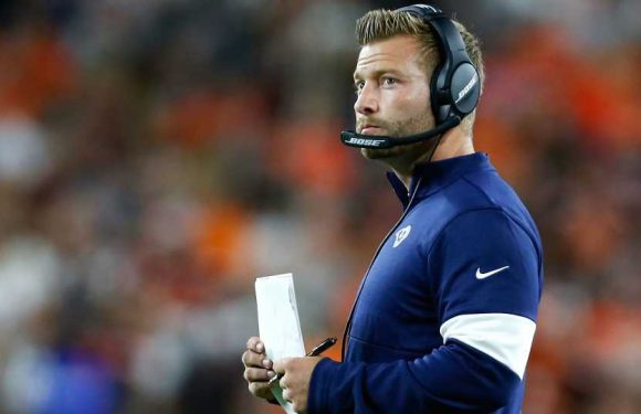 ESPN tried to make Sean McVay the new Jon Gruden of 'Monday Night Football,' report says
