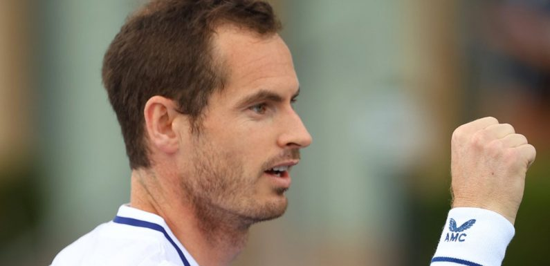 Andy Murray confirms entry to main draw of Western & Southern Open