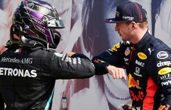 Martin Brundle column: Tyres and tensions at 70th Anniversary GP
