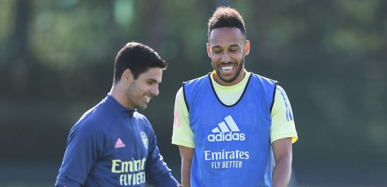 Mikel Arteta's Arsenal in-tray: 5 key issues to sort after Aubameyang extends