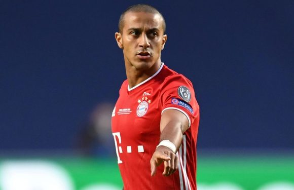 Thiago Alcantara to Liverpool confirmed as star seals move from Bayern Munich