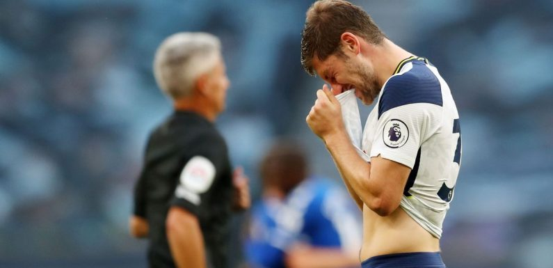 Ben Davies makes major Tottenham prediction after opening day defeat