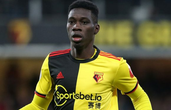 Man Utd to rival Liverpool for Ismaila Sarr transfer as Sancho deal falters