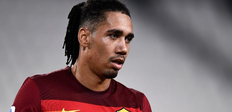 Chris Smalling left in awkward situation as Roma become frustrated with Man Utd