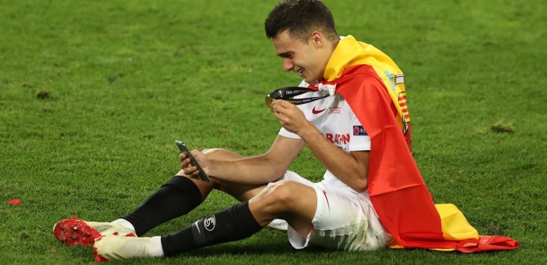 Sergio Reguilon 2012 tweet hints at why Tottenham beat Man Utd to transfer