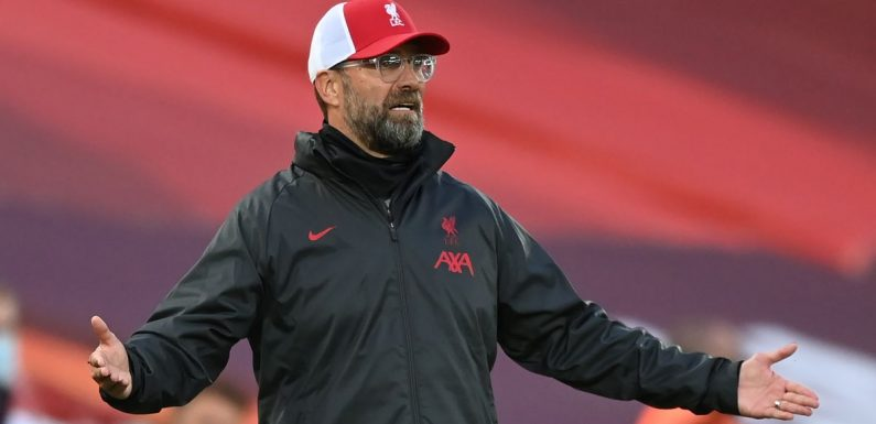 Liverpool fans debate potential Champions League group of death draw