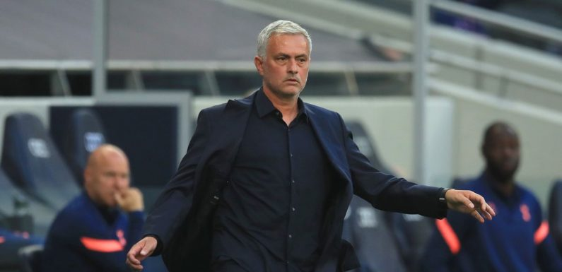 Mourinho 'under pressure' at Spurs as documentary 'doesn't line up' with reality