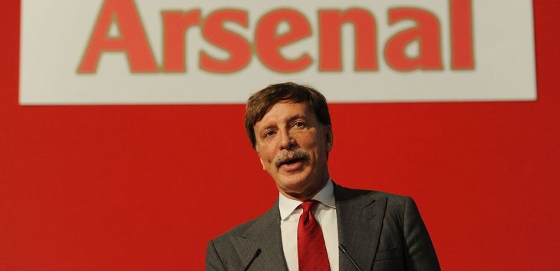 Stan Kroenke's lack of Arsenal spending exposed by new financial analysis