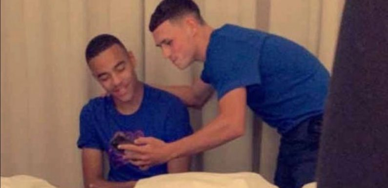 Phil Foden and Mason Greenwood offered counselling after Iceland women scandal