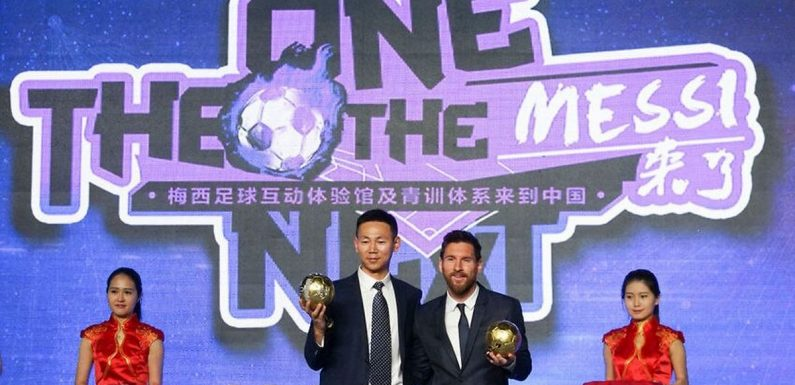 Lionel Messi business ventures include Adidas deal, clothing line and theme park