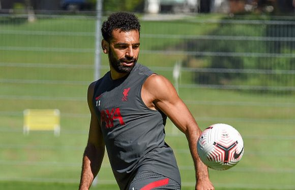 Klopp admits Mohamed Salah 'greed' has kept him on top of his game at Liverpool