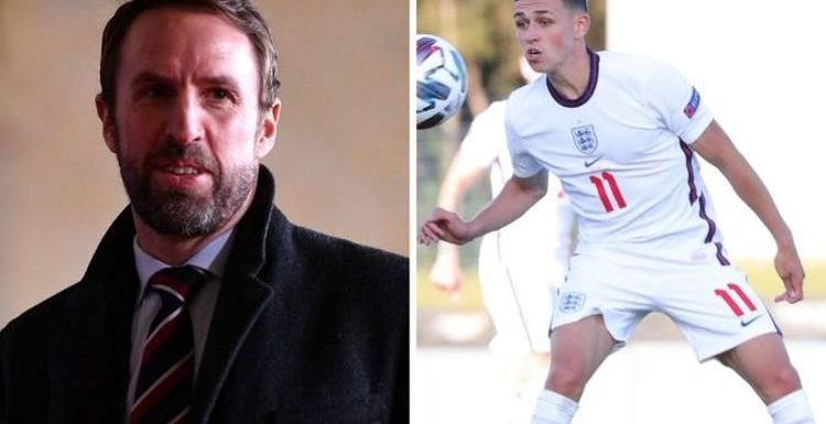 Phil Foden breaks silence after being axed by England with lengthy statement