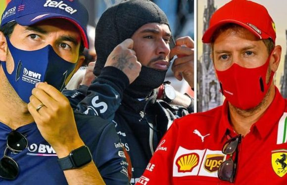Sebastian Vettel on cusp of Racing Point switch despite Lewis Hamilton replacement claims