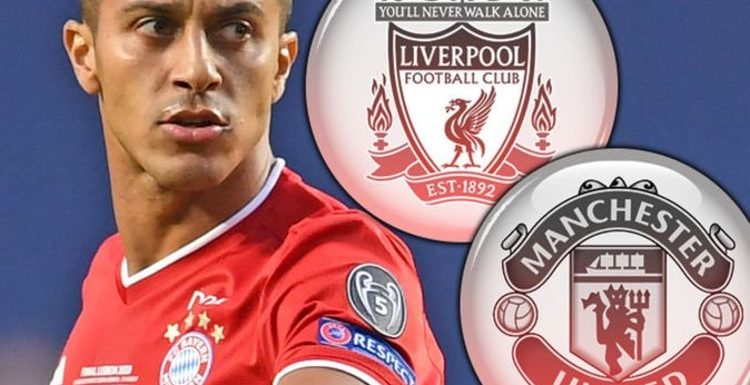 Thiago has 'obviously agreed contract' with Liverpool and Man Utd as duo eye £27m transfer