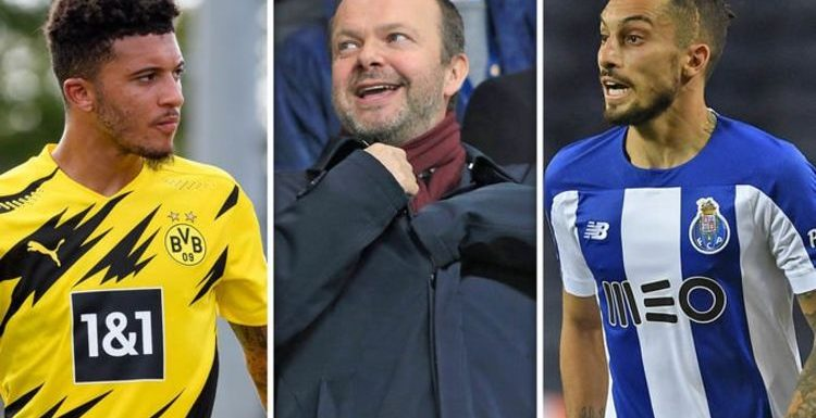 Man Utd transfers: Sancho alternative up for sale, Woodward makes decision, Telles offered