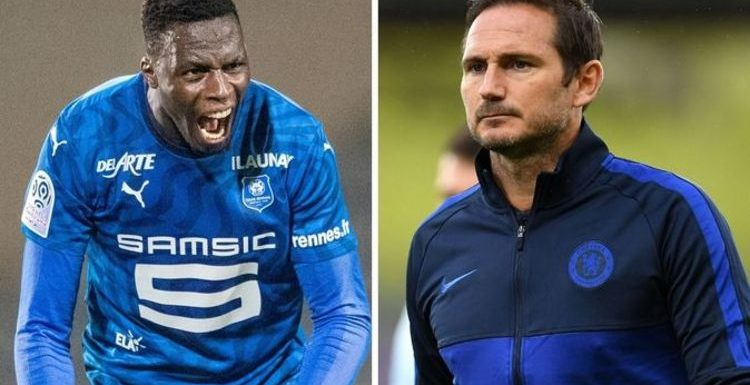 Edouard Mendy 'completes' Chelsea medical with newest signing at Stamford Bridge today