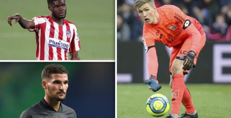Arsenal signing Runar Alex Runarsson would help deals for Thomas Partey and Houssem Aouar