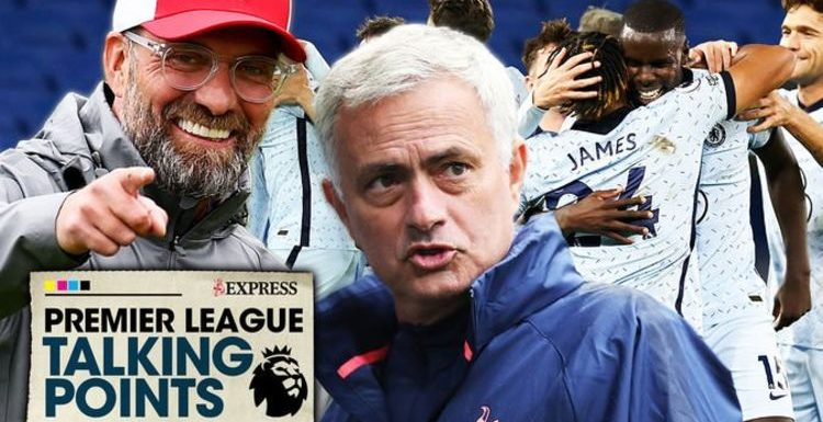 Premier League talking points: Liverpool need signing, Chelsea must click, Mourinho anger