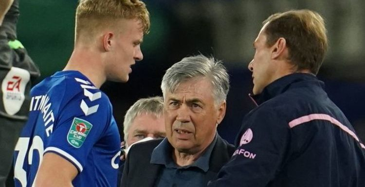 Everton boss Carlo Ancelotti to make key transfer decision today after injury crisis
