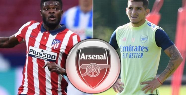Arsenal make Thomas Partey transfer request to Atletico Madrid in Lucas Torreira talks