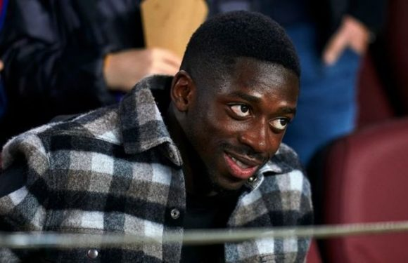 Man Utd told same thing as Liverpool by Ousmane Dembele as part of Jadon Sancho plan B