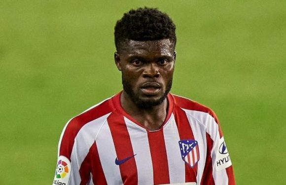 Arsenal fans convinced Diego Simeone has dropped Thomas Partey transfer clue