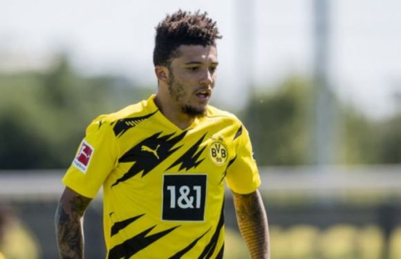Man Utd set to make Jadon Sancho transfer bid as Ed Woodward plots final move
