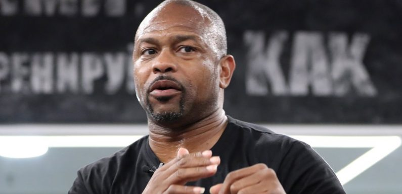 "Tyson's opponent Jones Jr considered suicide due to ""pressure from his father"""