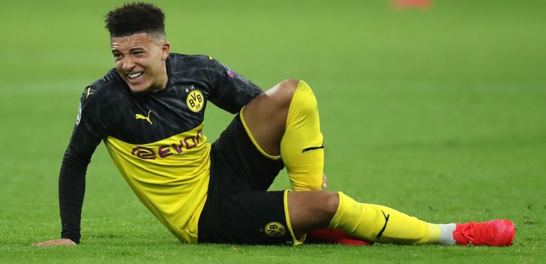 Berbatov suggests Man Utd transfer focus should be shifted away from Sancho
