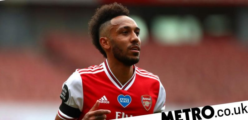Pierre-Emerick Aubameyang to sign new three-year contract with Arsenal
