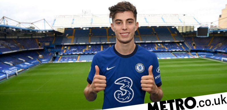 Chelsea confirm shirt numbers for Werner, Ziyech, Havertz and Thiago Silva