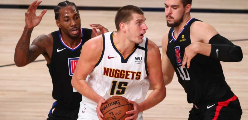 Nuggets' Nikola Jokic and Jamal Murray bounce back to beat Clippers in Game 2 and even series 1-1