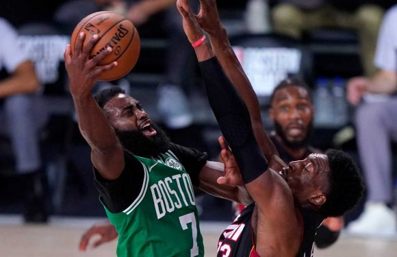 Stars shine as Celtics regroup to beat Heat in Game 3 of Eastern Conference finals