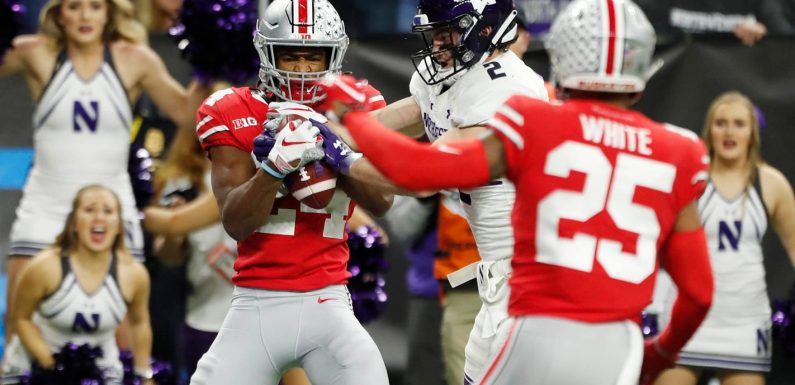 Ohio State standout Shaun Wade opting out after dad led Big Ten protest