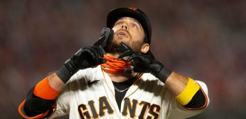 We thought the San Francisco Giants were rebuilding – now they're in the thick of a pennant race