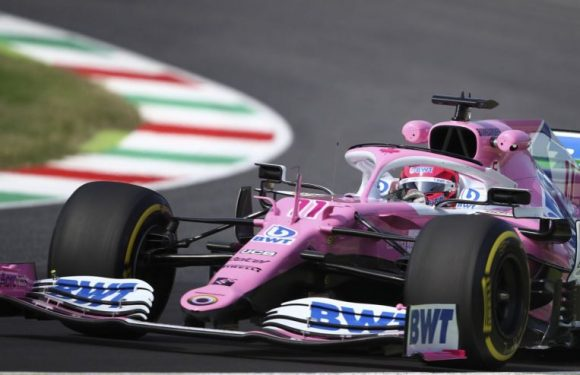 Formula One: Perez handed one place grid drop for Tuscan Grand Prix