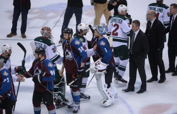 Game 7 loss to Stars mirrors what Avalanche's 2014 exit