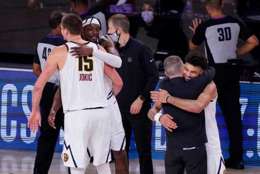 Denver Nuggets-Los Angeles Lakers playoff series schedule released – The Denver Post