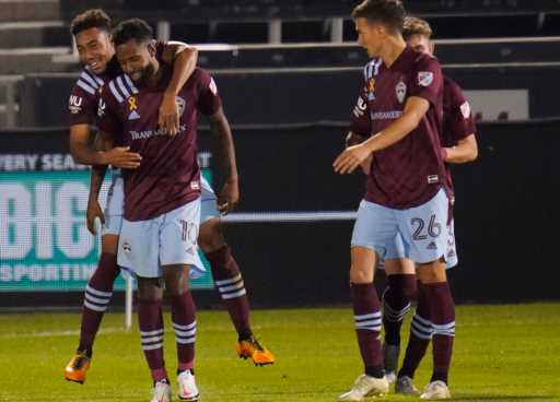 Rapids game against Sporting KC postponed after positive COVID-19 tests – The Denver Post