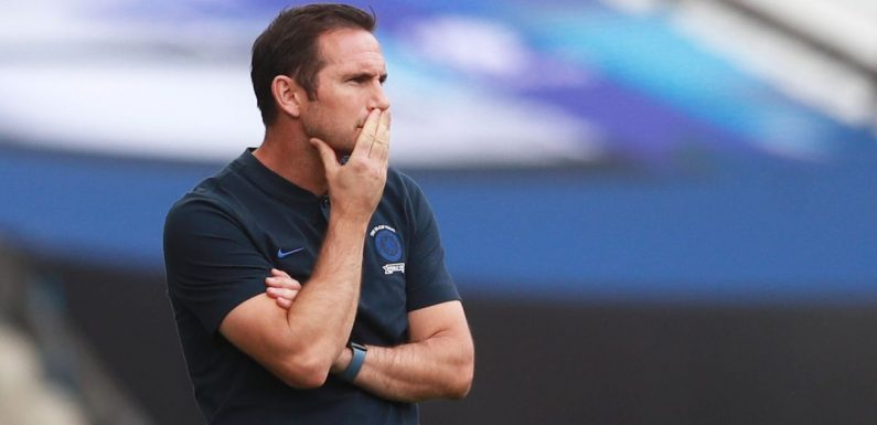 Chelsea boss Lampard told he has made glaring transfer error by Hargreaves